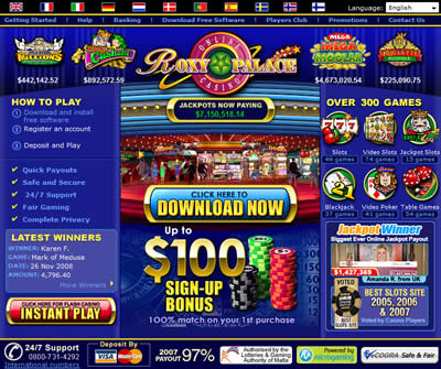 Casino marketplace system